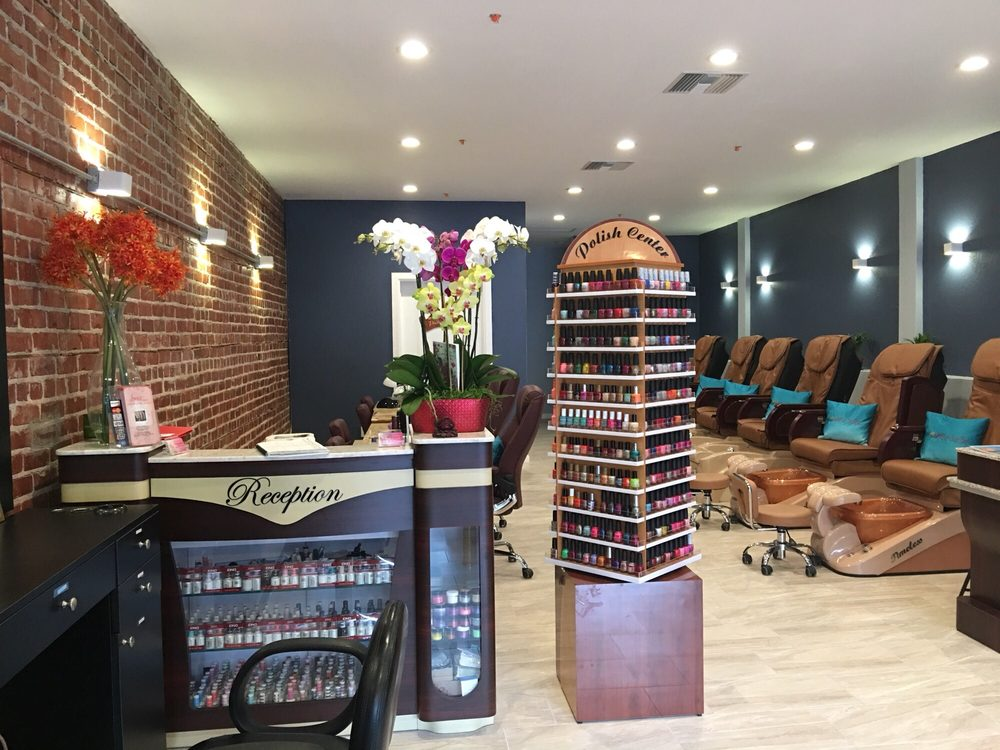 Nice Salon & Spa | Nail salon in Hayward, CA 94541 | Manicure, Pedicure, Acrylic, Waxing, Hair Services